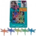 Dragonfly Orchid or Plant Clips