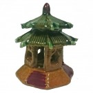 Japanese Temple / Pagoda Bonsai Ornament - Design 1