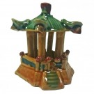 Japanese Temple / Pagoda Bonsai Ornament - Design 2
