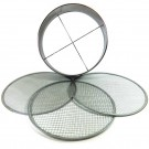 Soil Sieve Set for Preparing Bonsai Soil - 30cm