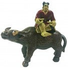 Chinese Adventure Bonsai Figurine - Buffalo