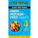 Chempak Formula Number 4 - High Potash