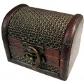 Antique Style Small Wooden Box