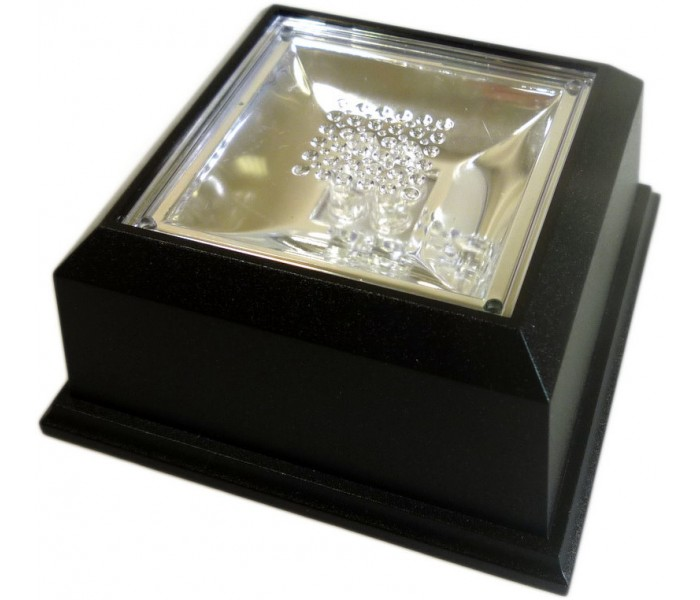 Led Display Stand For Crystal Ornaments Coloured