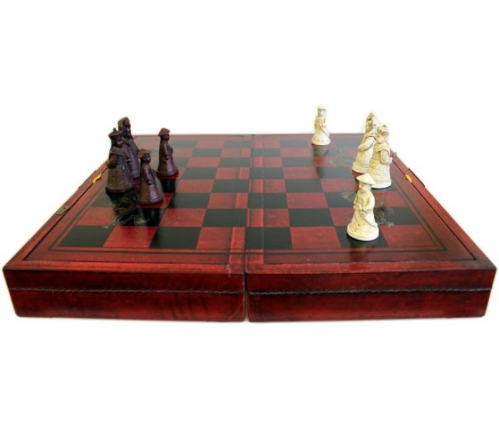 Terracotta Army Chess Set In Box Oriental Gifts From Got