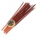 Patchouli Incense - 25 Sticks with Wooden Holder