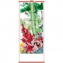 Green Bamboo - Chinese Wall Scroll