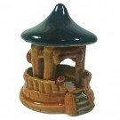 Japanese Temple / Pagoda Bonsai Ornament - Design 4