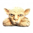 Gargoyle Stone Face - Head On Arms