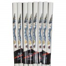 Four pairs of Decorated Chopsticks - White Dragon