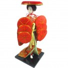 Hat Dancing Lady Oriental Doll