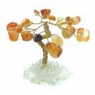 Mini Gemstone Tree - Carnelian