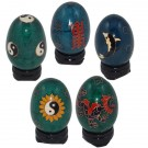 Chiming Egg with Stand - Various Designs