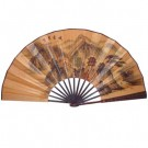 60cm Quality Large Chinese Fan - Great Wall of China