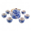 Chinese Tea Set - Nine Dragon Design