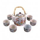 Traditional Chinese Tea Set - Musicians Design