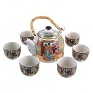 Traditional Chinese Tea Set (Design: Palace)