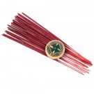 Rose Breeze Incense - 25 Sticks with Wooden Holder