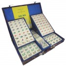 Large Mahjong Set in Brocade Box