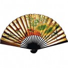 70cm Chinese Wall Fan - Mandarin Ducks