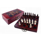 Terracotta Army Chess Set in Box