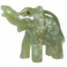 Gemstone Elephant - 6.5cm tall