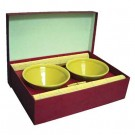 Mustard Yellow Celadon Gift Set